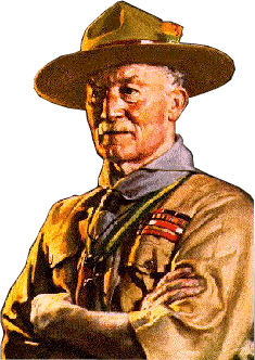 Lord Baden Powell of Gilwell, Capo Scout del Mondo